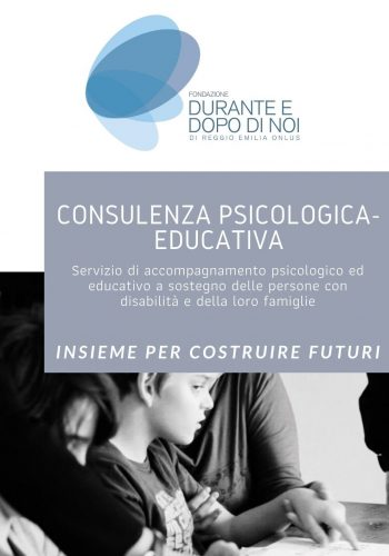 SERVIZIO DI consulenza psicologica-educativa